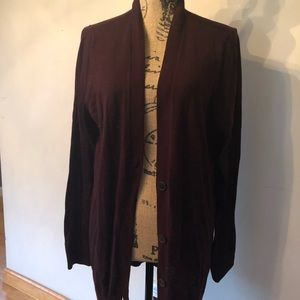 LOFT LIGHTWEIGHT CARDIGAN XL